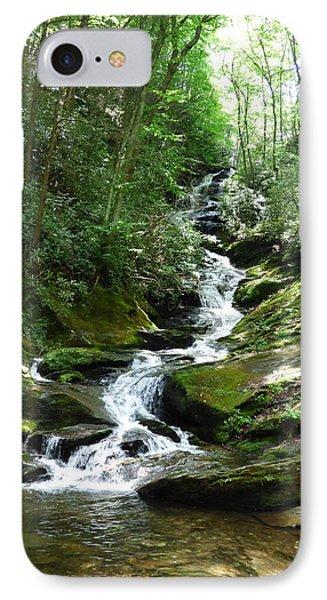 Roaring Fork Falls - June 2014 IPhone Case