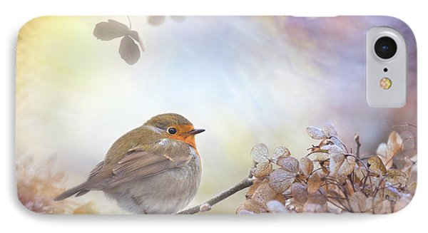 Robin On Dreams IPhone Case