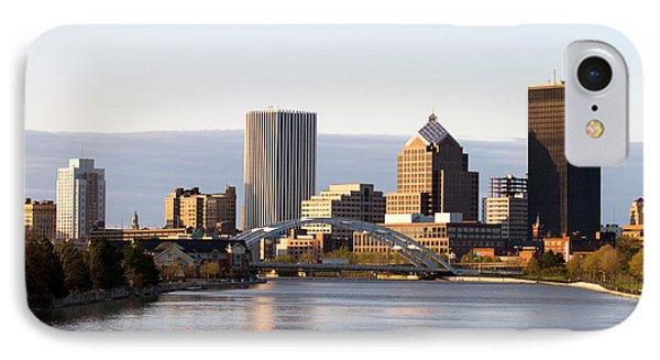 Rochester New York Skyline IPhone Case