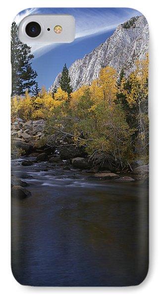 Rock Creek Canyon Gold IPhone Case