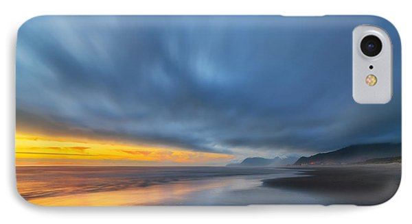 Rockaway Sunset Bliss IPhone Case