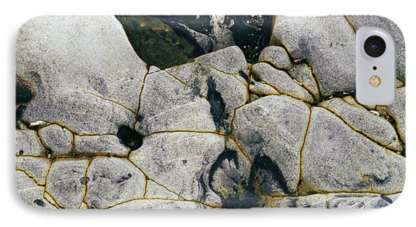 Rocks At Point Lobos C2014 IPhone Case