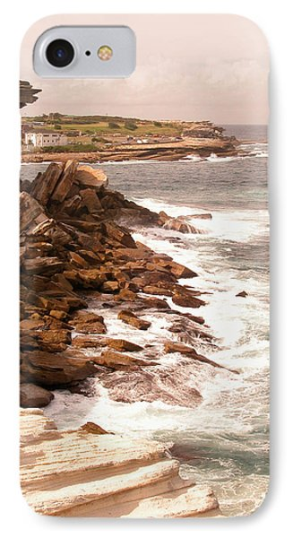Rocky Shore IPhone Case