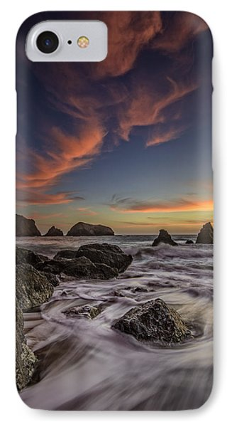 Rodeo Sunset IPhone Case