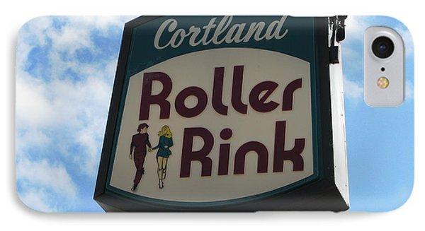 Roller Rink IPhone Case