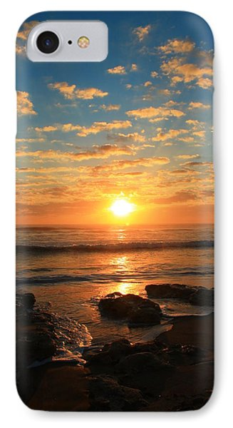 Rolling Over Rocks IPhone Case