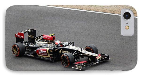 Romain Grosjean IPhone Case