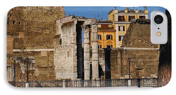 Roman Ruins 2 IPhone Case