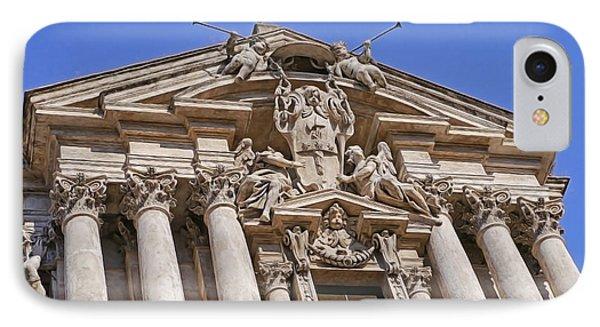 Roman Ruins 7 IPhone Case