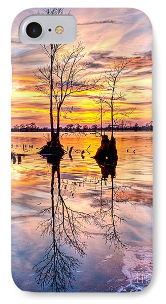 Romantic River IPhone Case