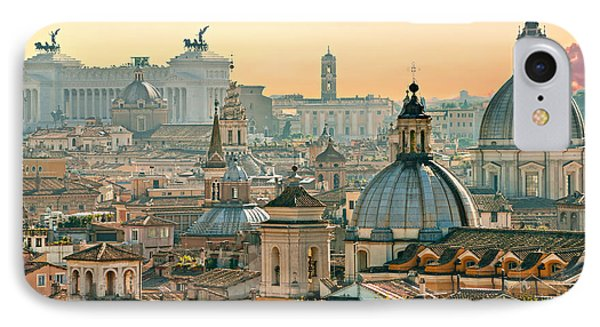 Rome - Italy IPhone Case