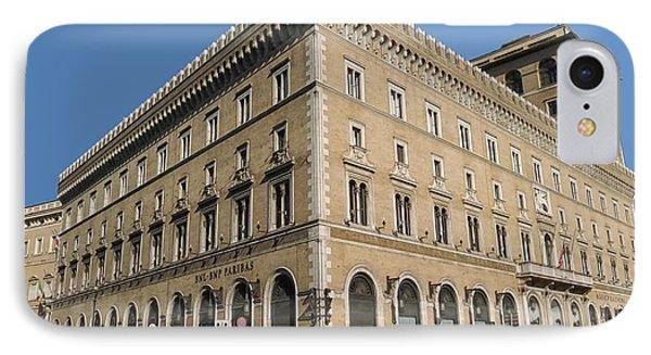 Rome Buildings 4 IPhone Case
