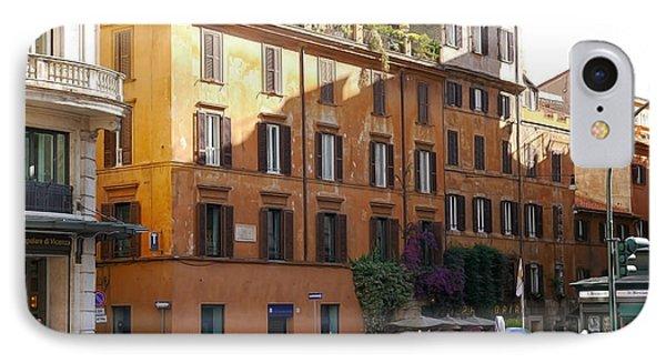 Rome- Crossroads IPhone Case
