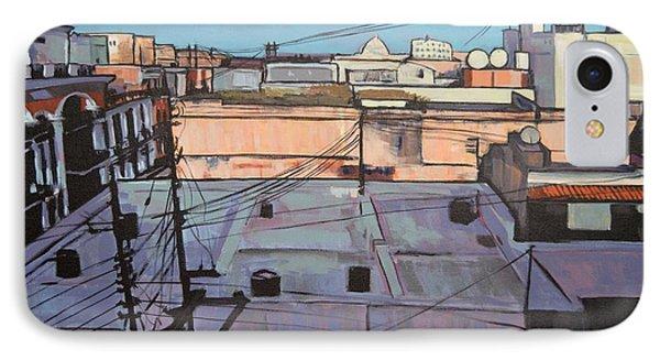 Rooftops Of Old San Juan IPhone Case