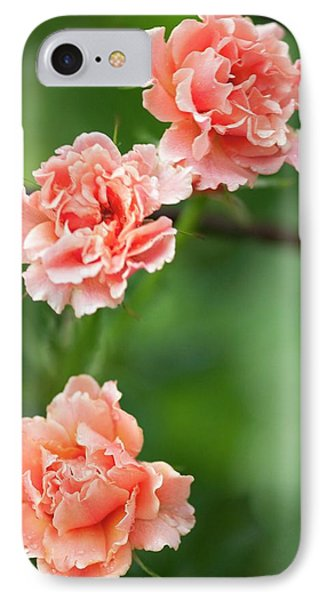 Rosa 'easy Does It' Flowers IPhone Case