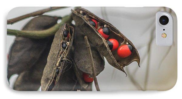 Rosary Pea IPhone Case