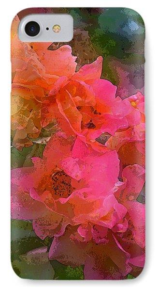 Rose 219 IPhone Case