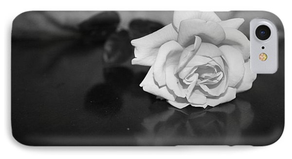 Rose Reflection IPhone Case