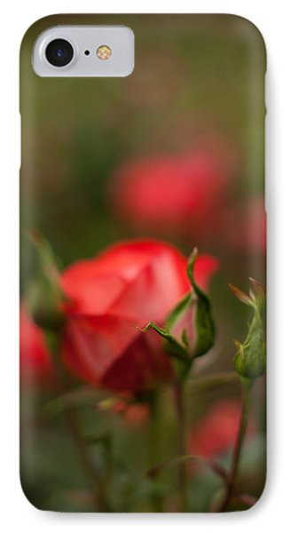 Rosehip Edge IPhone Case