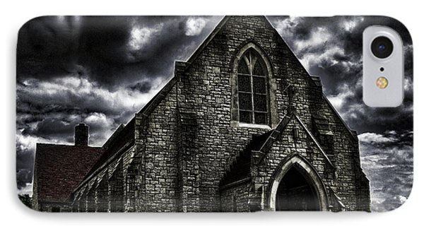 Roseville Ohio Church IPhone Case