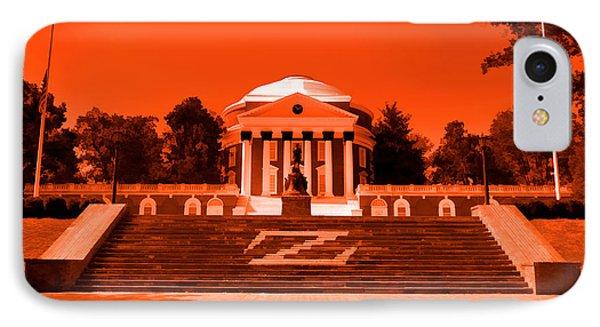 Rotunda Uva Orange IPhone Case