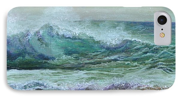 Rough Surf IPhone Case