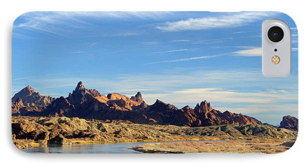 Route 66 Needles Mtn Range 2      Sold IPhone Case