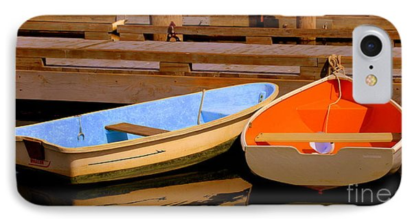 Row Boats IPhone Case