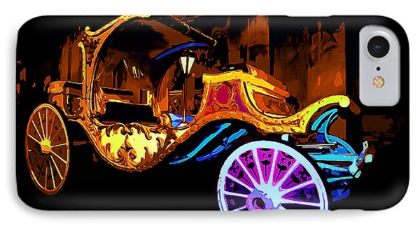 Royal Carriage IPhone Case