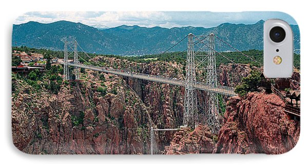 Royal Gorge Bridge IPhone Case