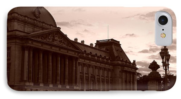 Royal Palace Brussels IPhone Case