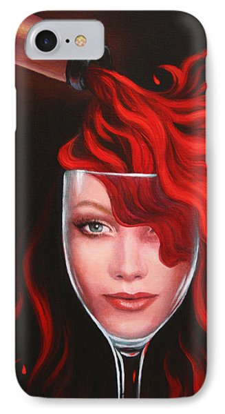 Ruby Red IPhone Case