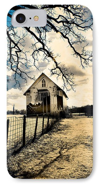 Rural Americana #2 IPhone Case