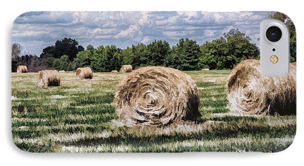 Rural Georgia IPhone Case