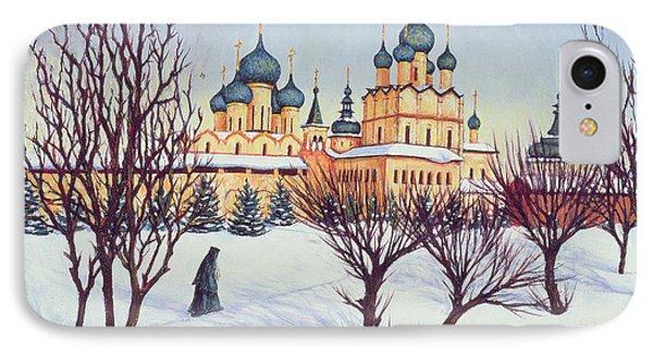 Russian Winter IPhone Case