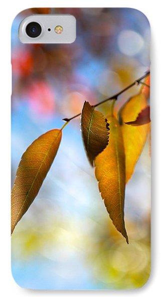 Rustling Leaves IPhone Case