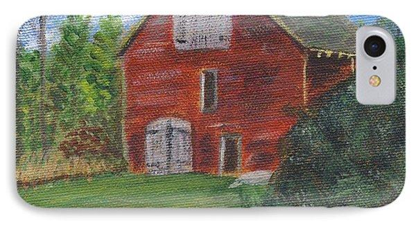 Ruth's Barn IPhone Case