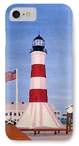 Sabine Pass Lighthouse IPhone Case