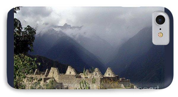 Sacred Mountain Echos IPhone Case
