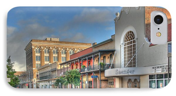 Saenger Theater IPhone Case