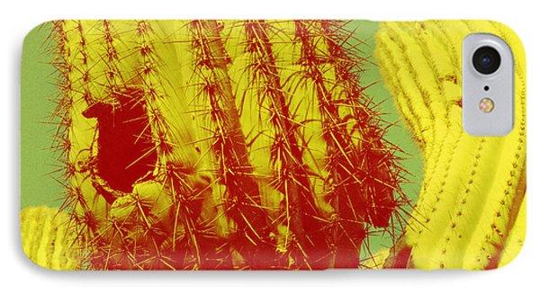 Saguaro Celebration I IPhone Case