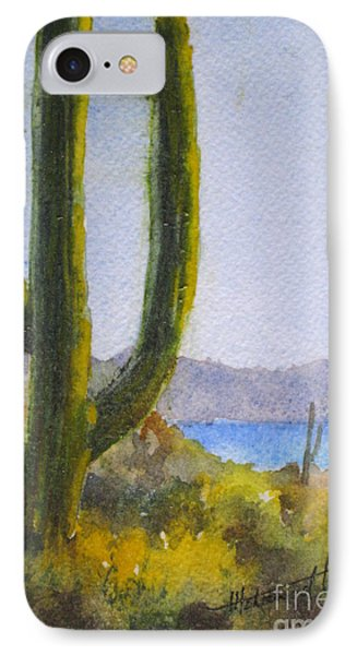 Saguaro IPhone Case