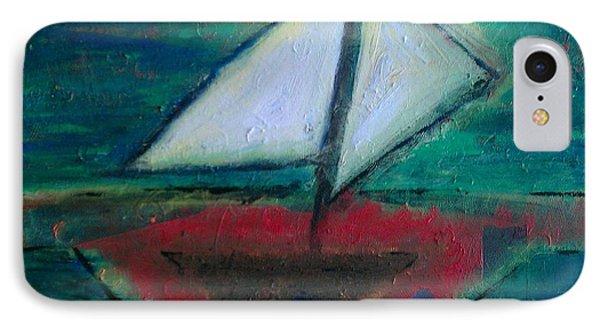 Sailboat IPhone Case