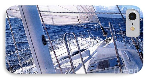 Sailing Hawaii IPhone Case