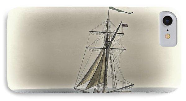 Sailing Off IPhone Case