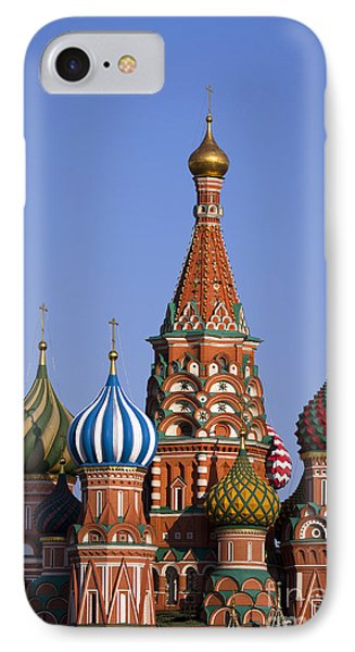Saint Basil's Cathedral IPhone Case
