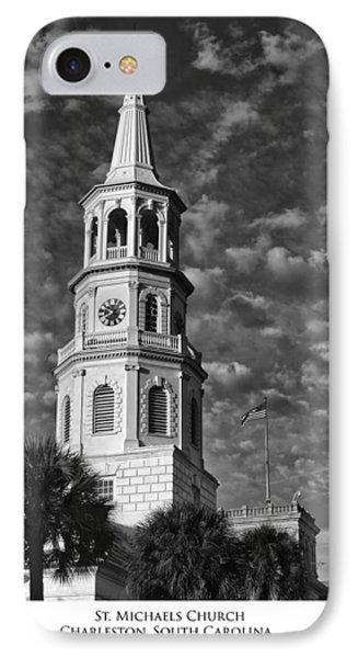 Saint Michaels Church IPhone Case