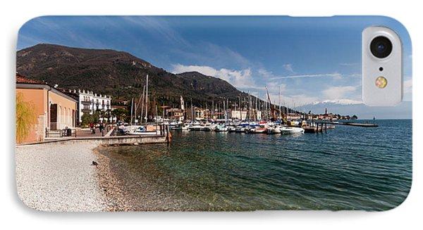 Salo, Lago Di Garda, Lombardia, Italy IPhone Case
