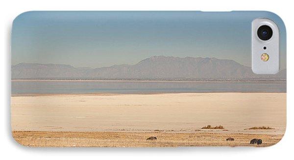 Salt Lake Bison IPhone Case