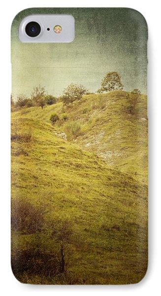 Salt Meadow Mounds IPhone Case